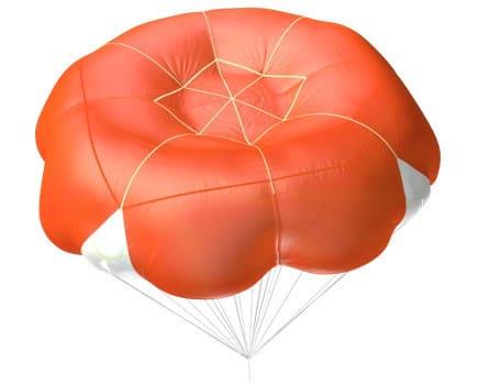 Buy paragliding rescue system SQR Companion
