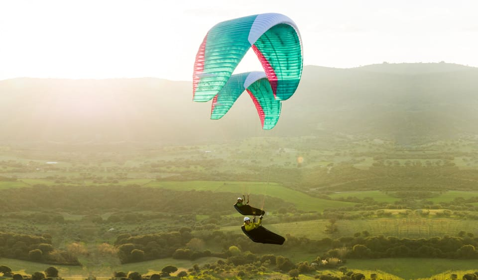 New paraglider Advance Sigma 10 for sale