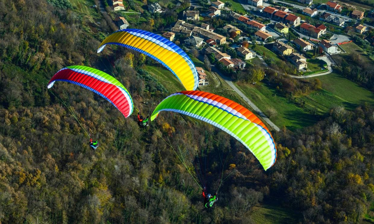 New paraglider AirDesign Eazy 2 for sale