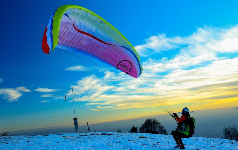 Eazy 2 paraglider EN A Airdesign for sale
