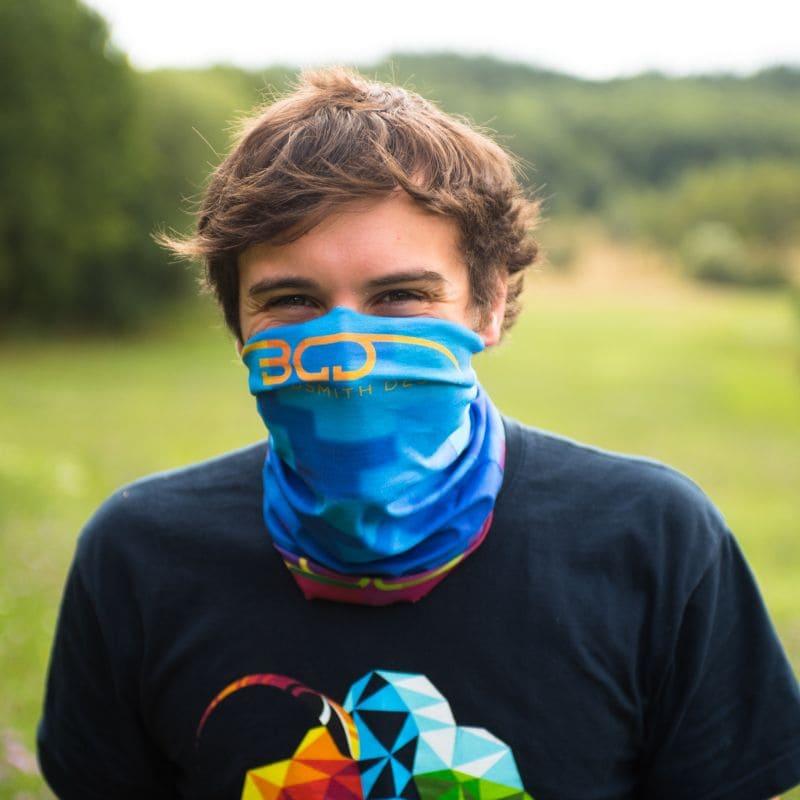 BGD Neck scarf