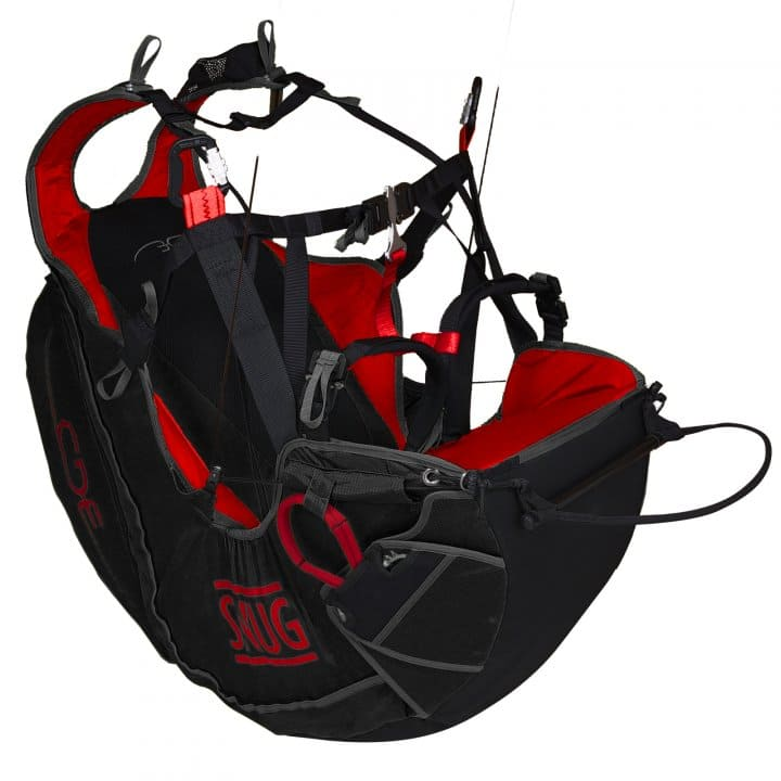 New paragliding harness BGD Snug for sale