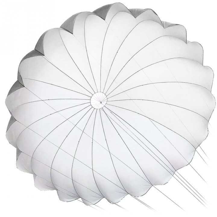 New paragliding reserve parachute BGD Oops for sale