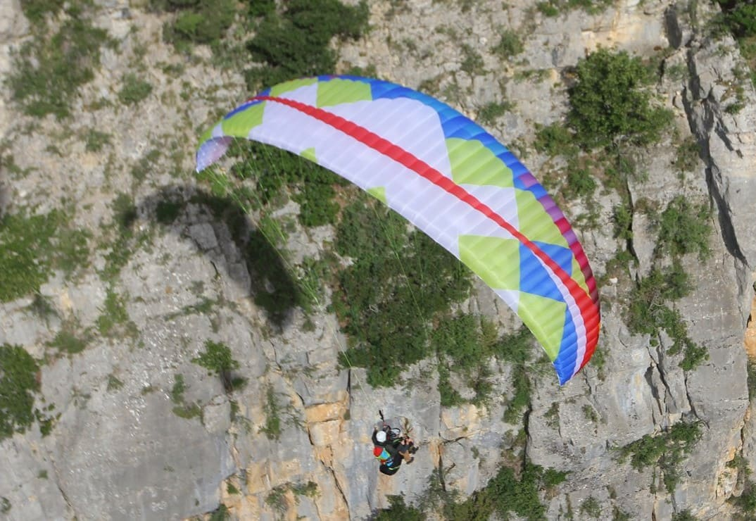 New tandem glider BGD Dual Light for sale