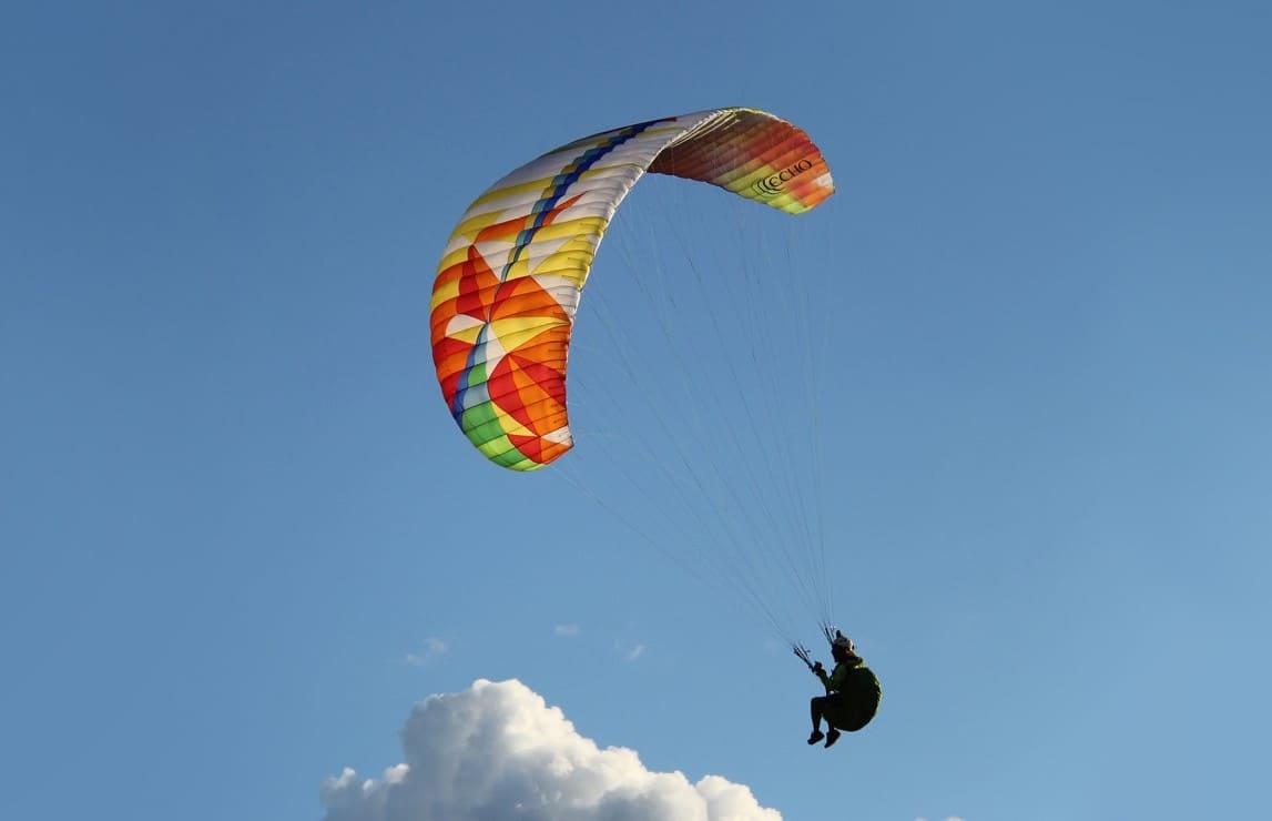 New glider EN B BGD Echo for sale