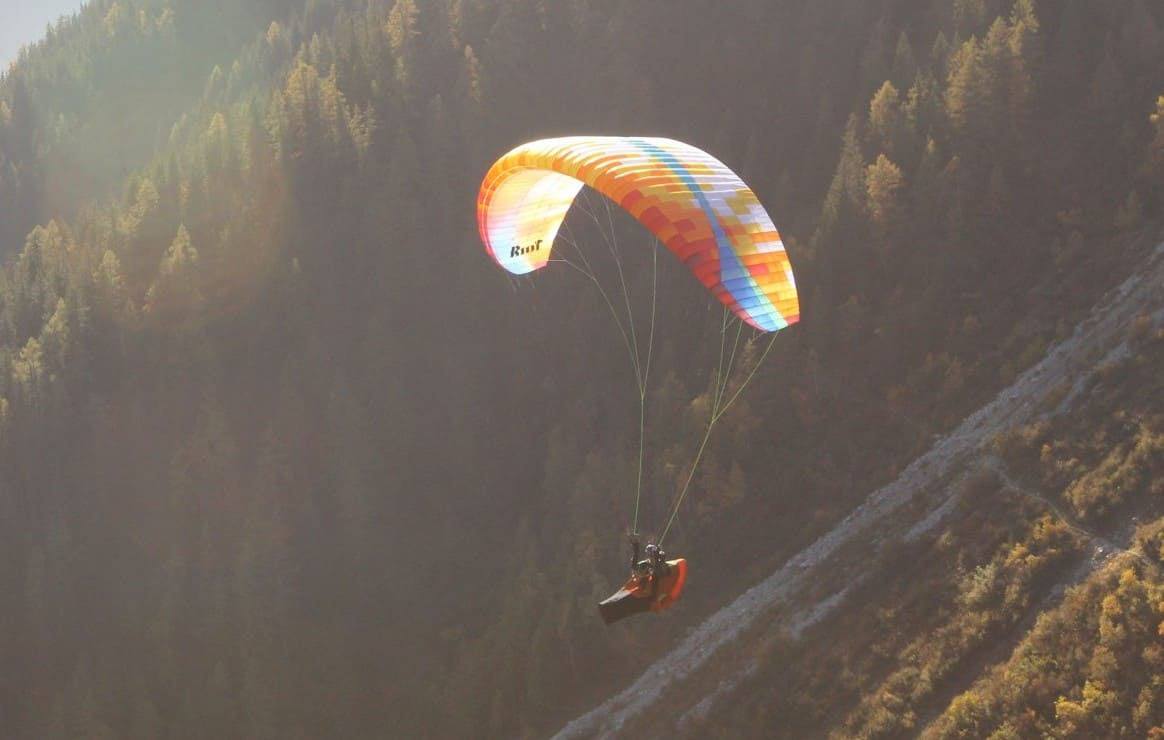 New paraglider BGD Riot for sale