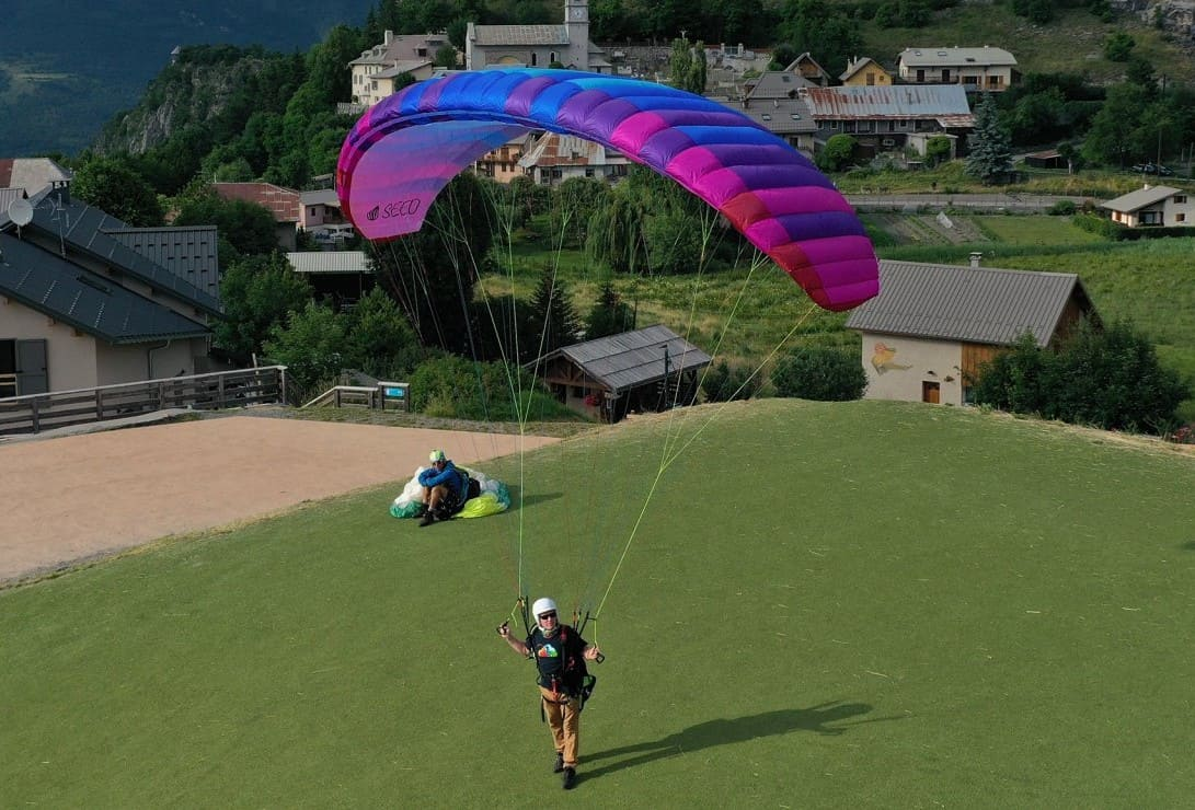 New paragliding mini-wing BGD Seed for sale