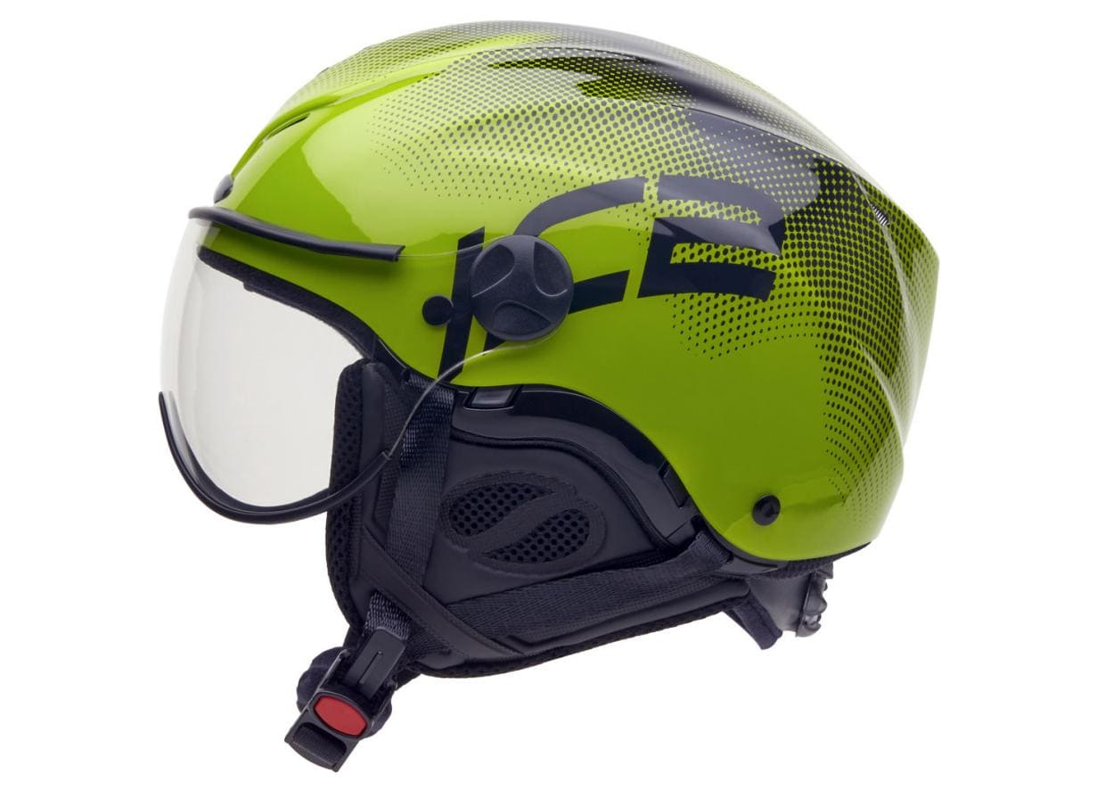 Buy paragliding helmet Icaro 2000 Nerv IC2 Black/green for sale