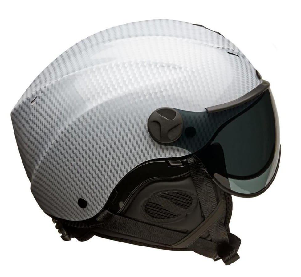 Buy paragliding helmet Icaro 2000 Nerv carbon white