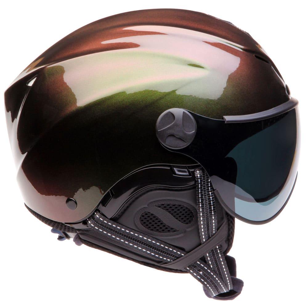 Buy paragliding helmet Icaro 2000 Nerv Deep Forest