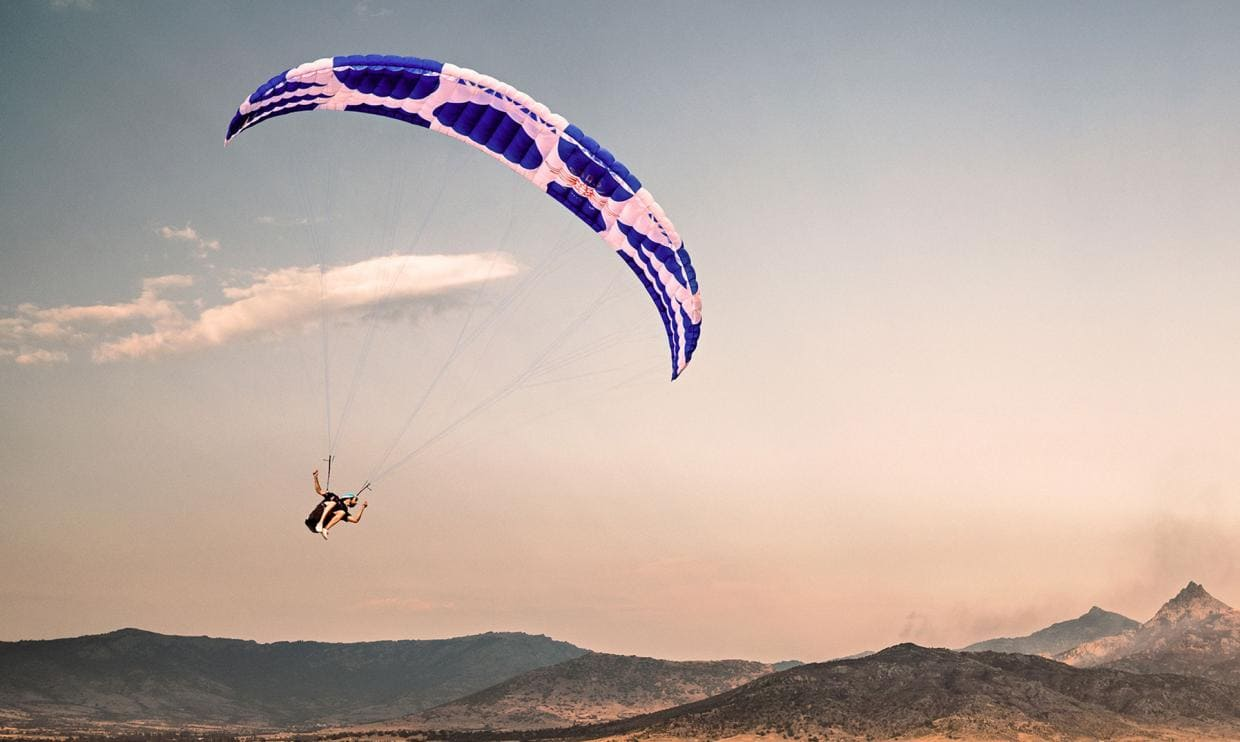 New paragliding wing Icaro Pandion for sale