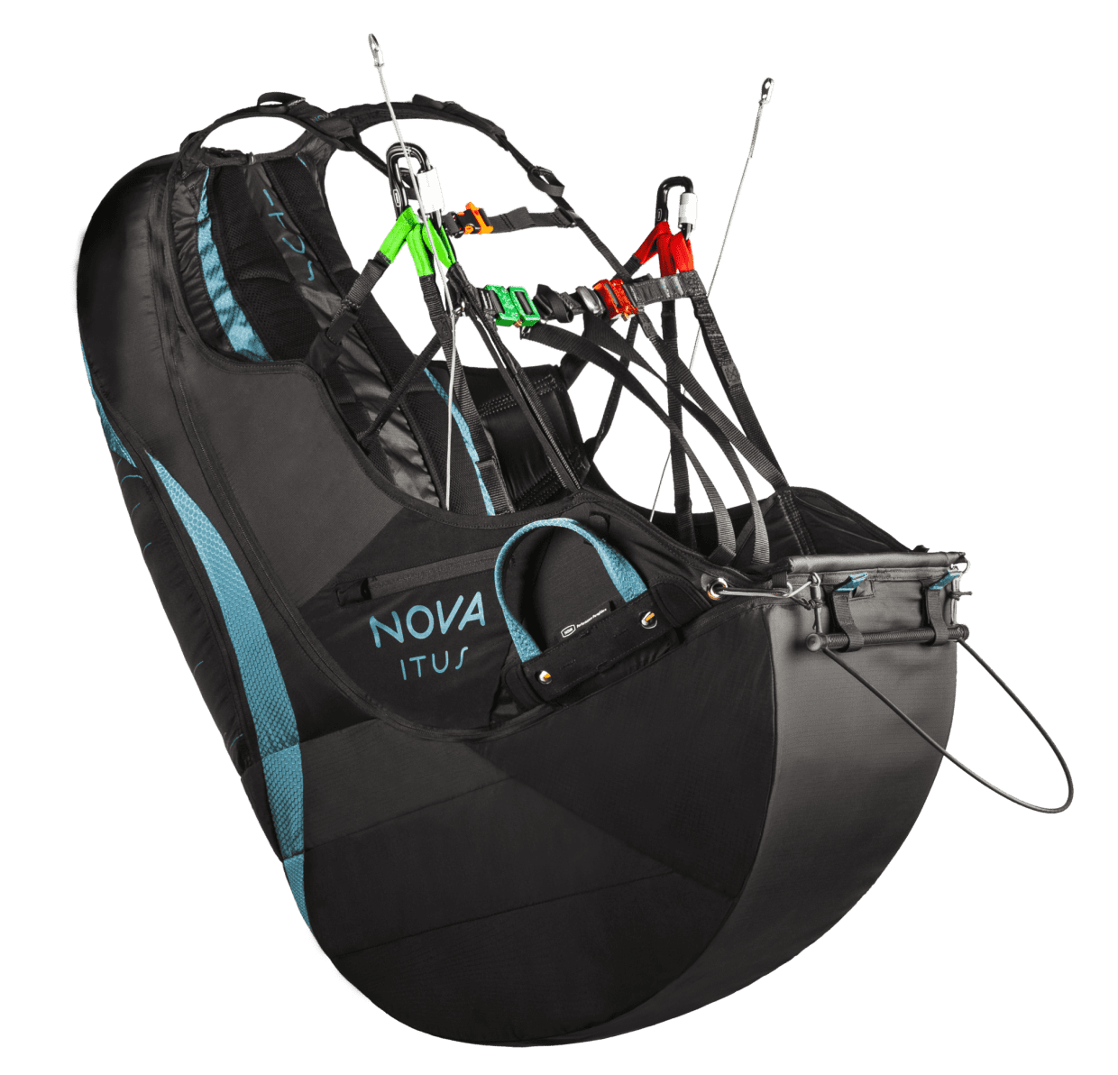 New paragliding harness Nova Itus for sale