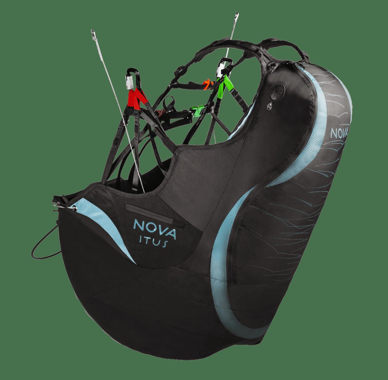 New paragliding harness Nova Itus for sale