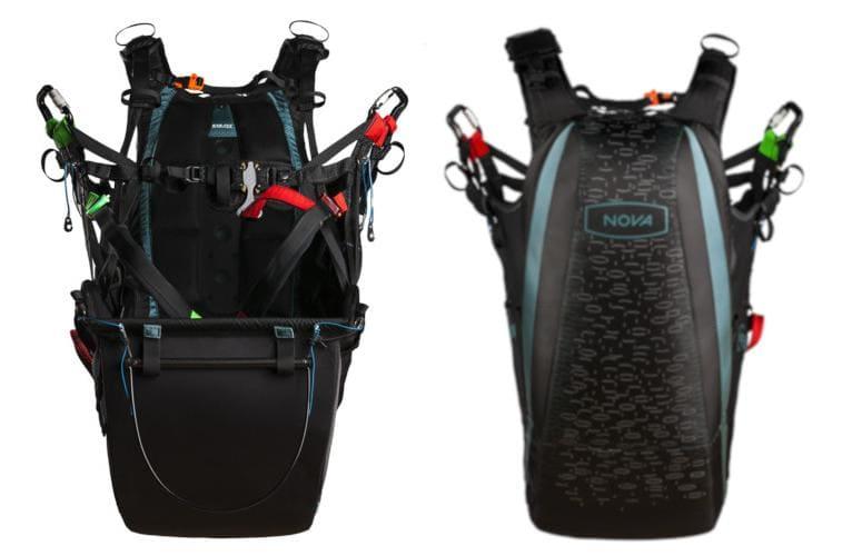 Paragliding harness Nova Ventus for sale