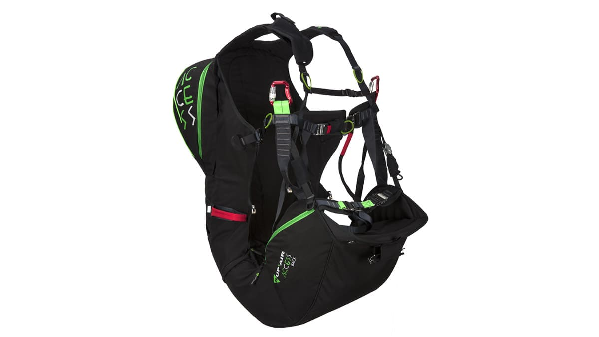 Access Back SupAir paragliding harness for sale