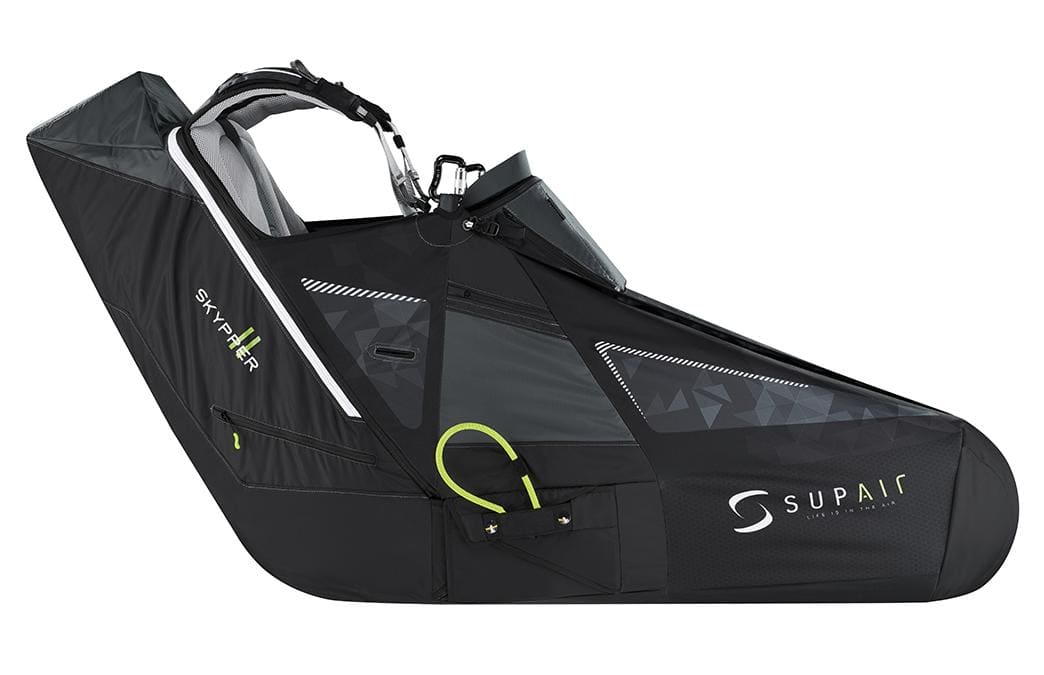 New paragliding harness SupAir Skypper 2 for sale