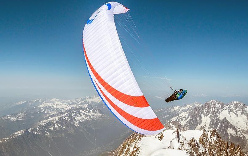 Paragliding EN C class wing SupAir Savage for sale