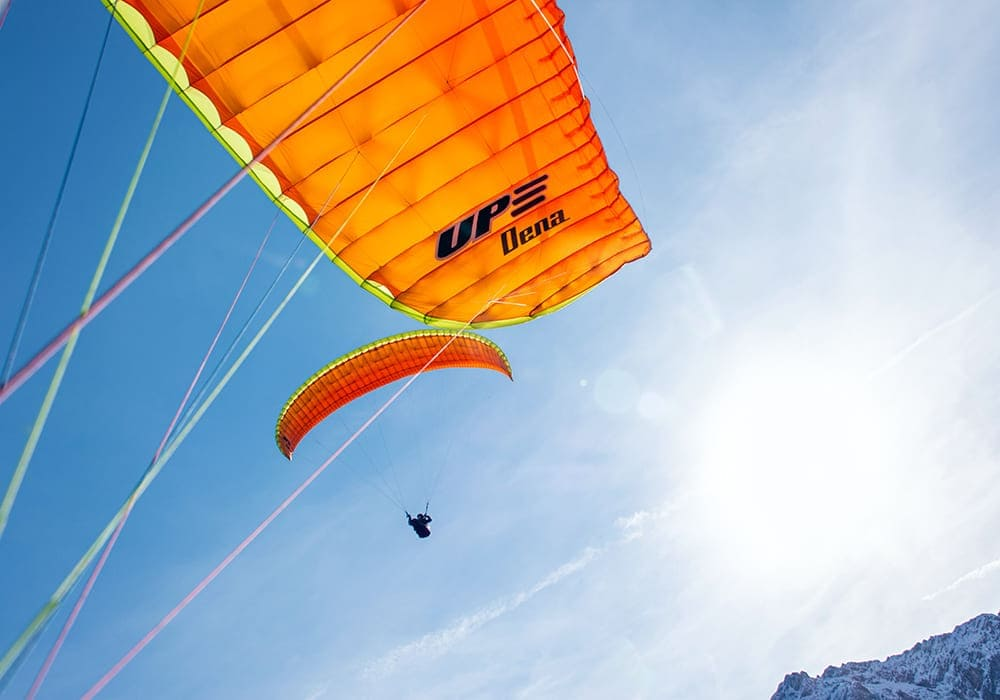 New paragliding wing UP Dena for sale
