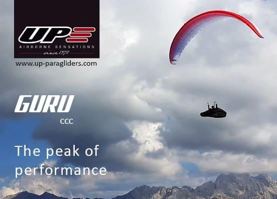New glider CCC UP Guru for sale