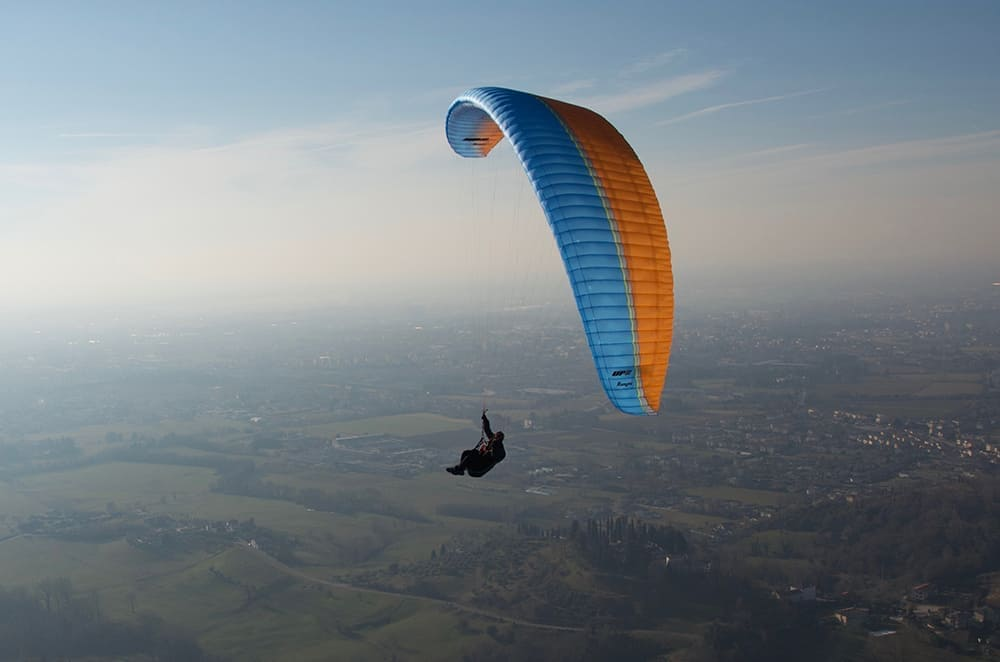 New glider EN B UP Kangri for sale