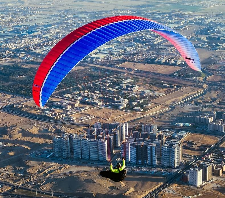 New paragliding EN C class wing UP paragliders Summit XC4 for sale