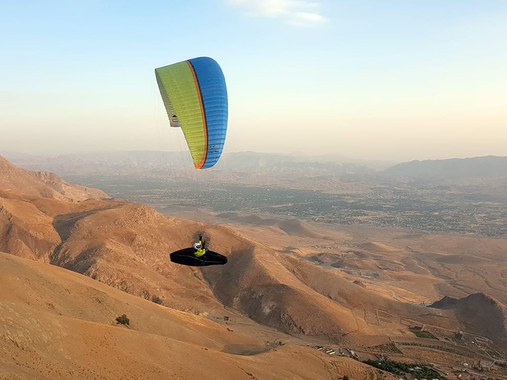 New glider UP Trango X-Race 2020 Edition for sale
