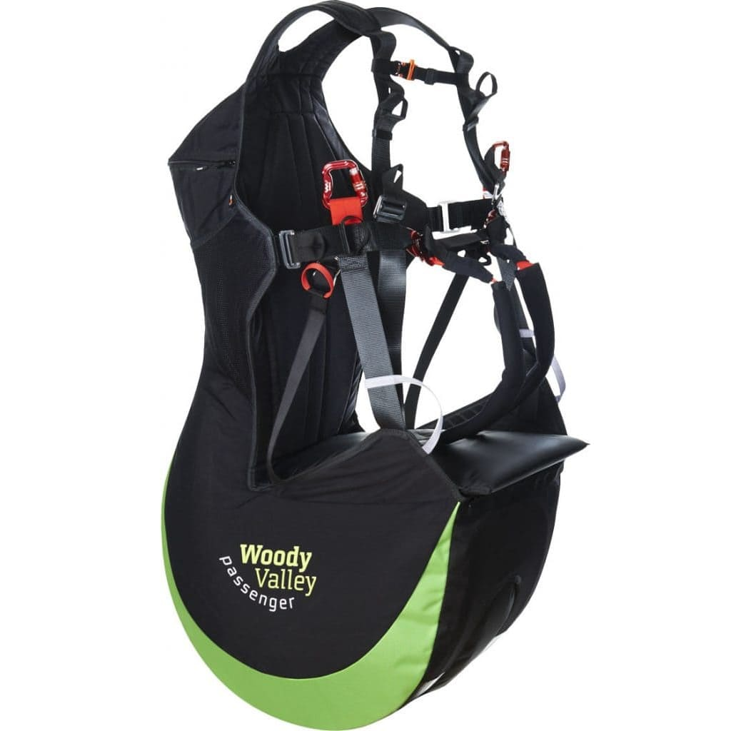 New tandem paragliding harness Woody Valley Passenger for sale
