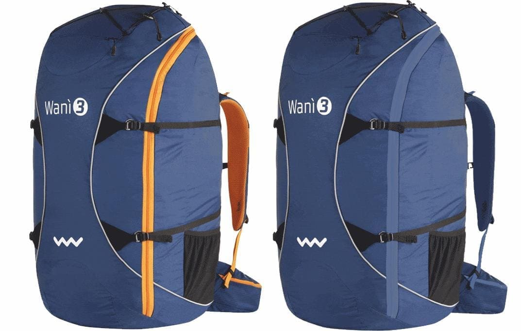 Paragliding harness Woody Valley Wani 3 for sale
