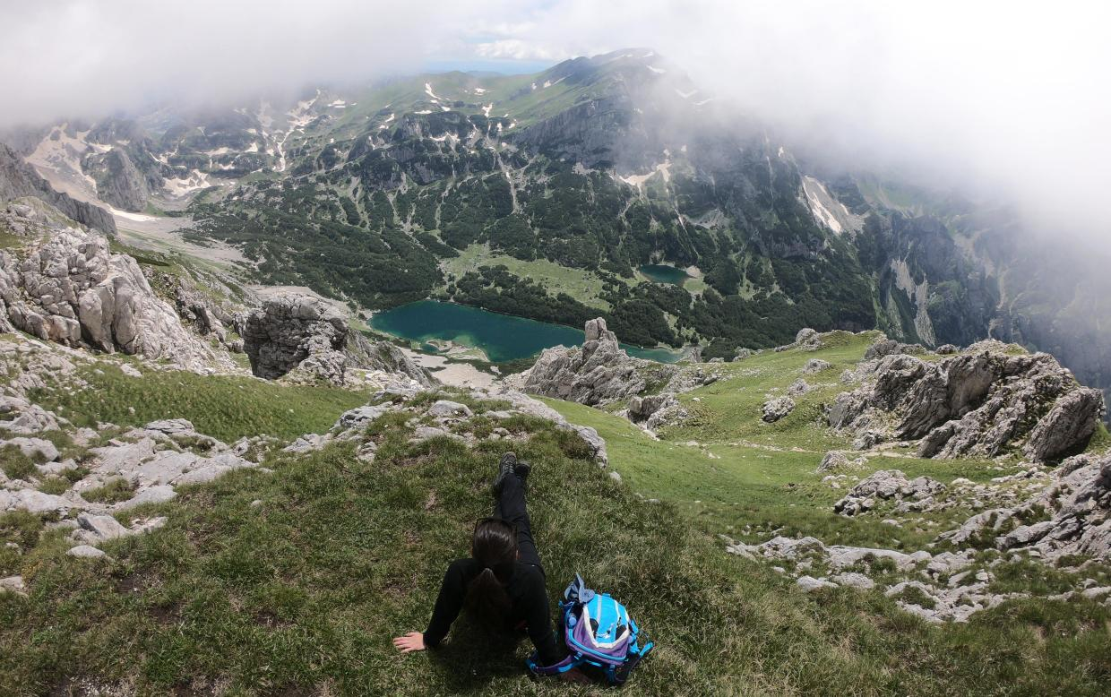 durmitor nation park lakes