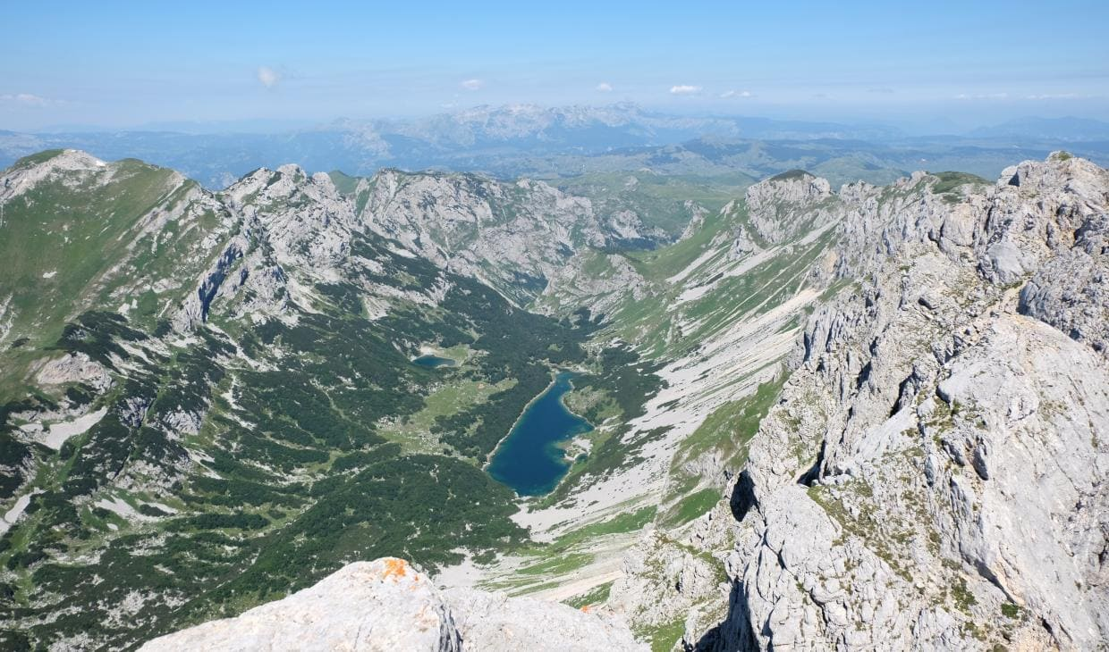 durmitor nation park skrka lakes