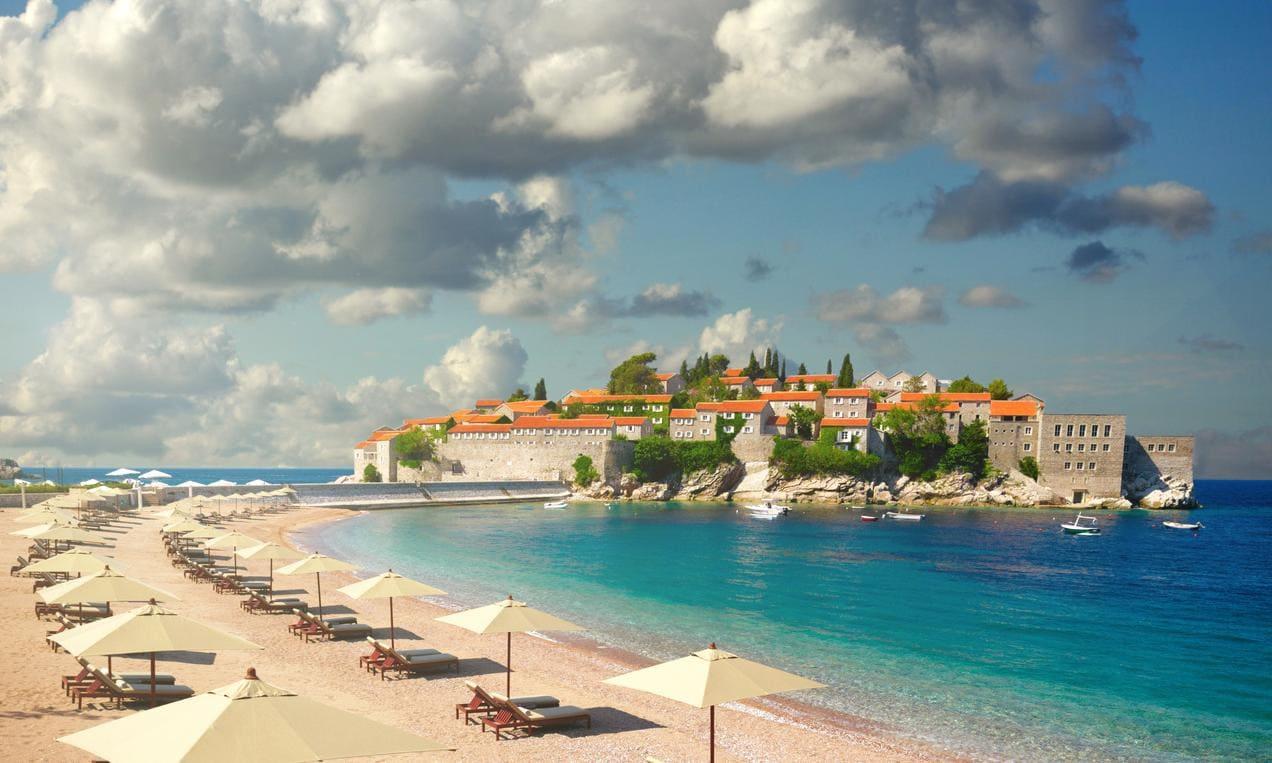 Resorts of Budva Riviera